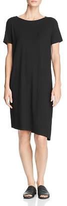 Eileen Fisher Asymmetric Shift Dress