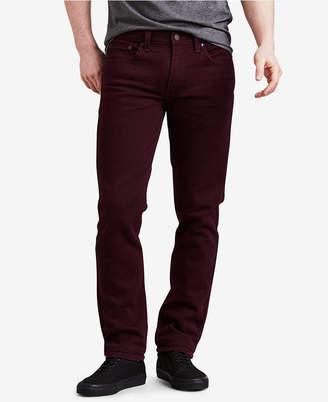Levi's Men 514 Straight Fit Jeans