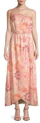 Lovers + Friends Valentina Paisley Maxi Dress