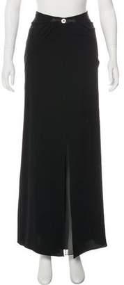 Valentino Asymmetrical Maxi Skirt
