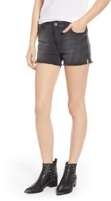 BP High Waist Denim Shorts