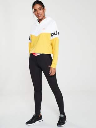 Puma XTG Hoodie - Yellow