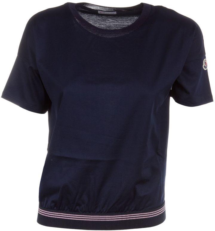 MonclerMoncler Loose Fit T-shirt
