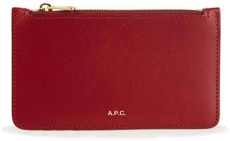 A.P.C. Willow card holder