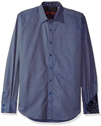Robert Graham Men's North Creek Long Sleeve Woven Shirt