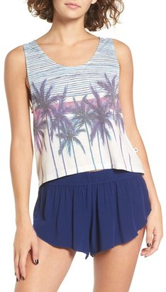 Roxy Lotus Graphic Tee $26.50 thestylecure.com