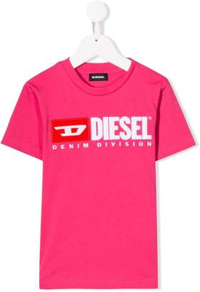 Diesel Tjustdivision T-shirt