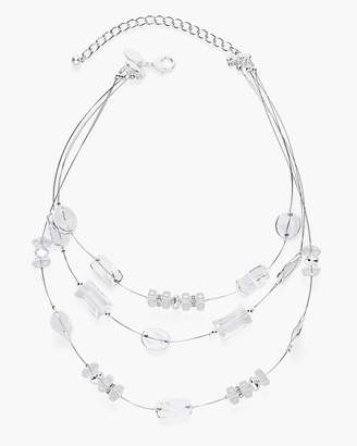 Chico's Connie Illusion Necklace
