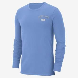 Nike College Elevated Essentials (Clemson) Men's Long Sleeve Top