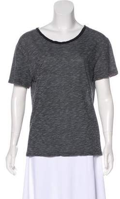 IRO Short Sleeve Knit T-Shirt