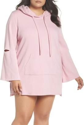 Make + Model All The Stops Hoodie (Plus Size)