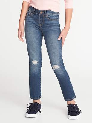 7e7ab4eac8540 Old Navy The Power Jean a.k.a. The Perfect Straight Ankle for Girls