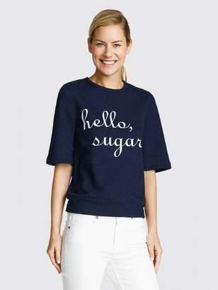 Draper James Hello Sugar Sweatshirt