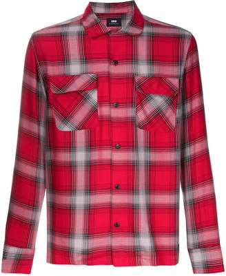 Edwin checked casual shirt