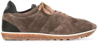 Alberto Fasciani panelled sneakers