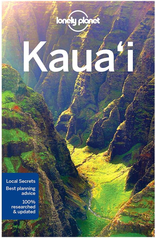 Lonely Planet Kauai 3