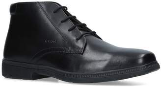 Geox Federico Leather Boots
