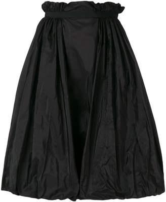 Alexander McQueen high rise full skirt