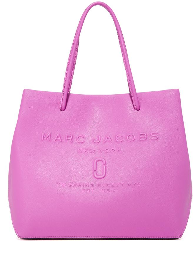 Marc JacobsMarc Jacobs Logo Shopper Tote
