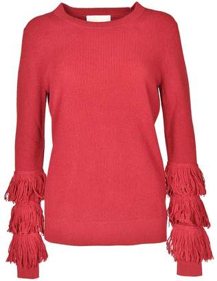 Michael Kors Fringed Sweater