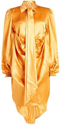 Balenciaga Reverence Silk Dress