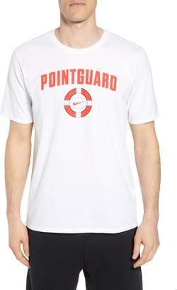 Nike Dry Pointguard Graphic T-Shirt