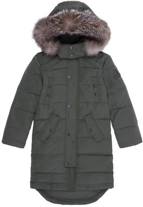 Moose Knuckles Midcore Quilted Parka