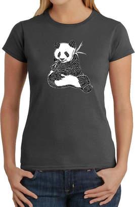 LOS ANGELES POP ART Los Angeles Pop Art Endangered Species Graphic T-Shirt