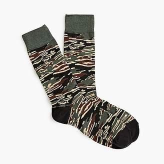 J.Crew Camo socks