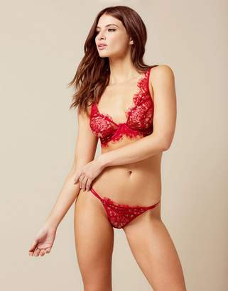 Agent Provocateur Andrina Thong Red