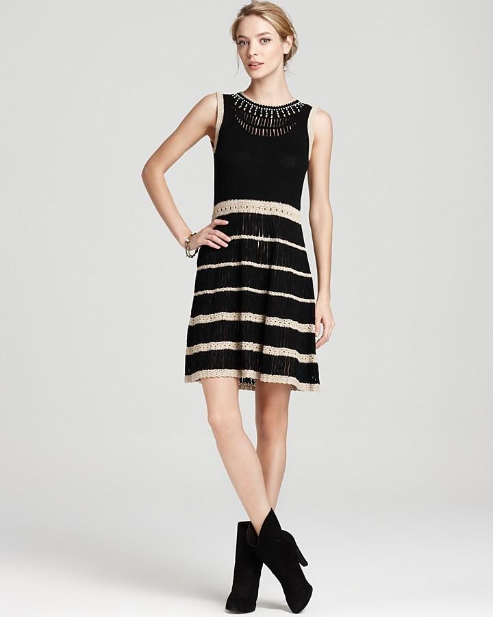 Nanette Lepore Sleeveless Dress - Fantastical