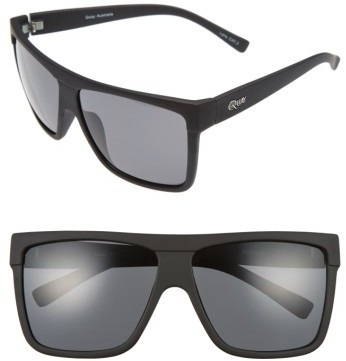Women's Quay Australia 'Barnun' 60Mm Sunglasses - Black / Smoke Lens