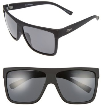 Women's Quay Australia 'Barnun' 60Mm Sunglasses - Black / Smoke Lens $50 thestylecure.com