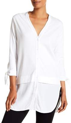 Joan Vass Shirt Tunic