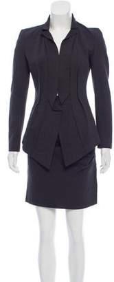 Donna Karan Knee-Length Skirt Suit Set