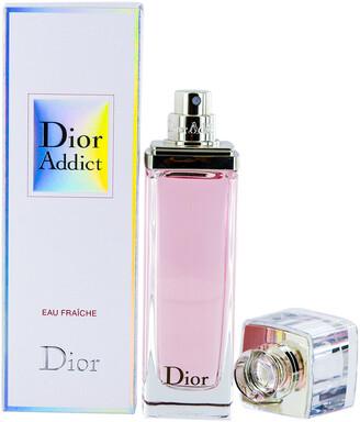 Christian Dior Women's 1.7Oz Addict Eau Fraiche Eau De Toilette Spray