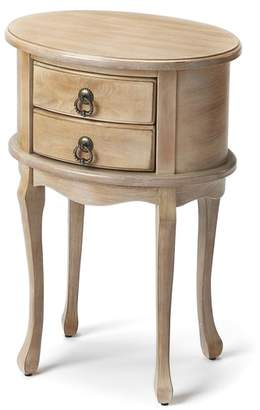 BUTLER Oval Side Table