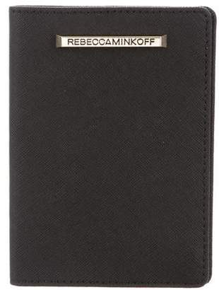 Rebecca Minkoff Leather Passport Covered