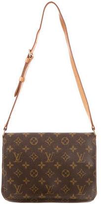 Louis Vuitton Monogram Musette Tango Bag $395 thestylecure.com