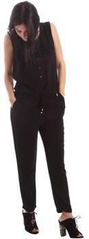 Gaudì Jeans Overalls 73BD25207 Tuta Frauen Schwarz