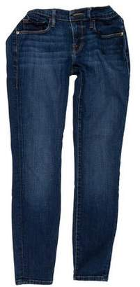 Frame Beau BLVD Low-Rise Jeans