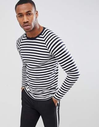Produkt Long Sleeve Striped Top