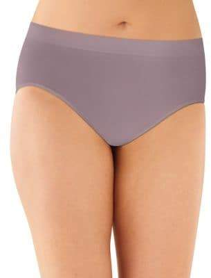 Bali Smooth Microfibre Hi-Cut Panties