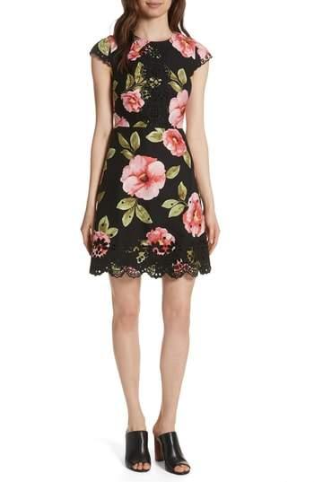 Ria Vintage Bloom Dress