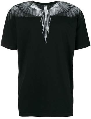 Marcelo Burlon County of Milan wings print T-shirt