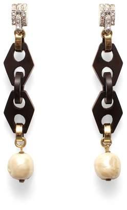 Lulu Frost Vintage Carlu Journey Earrings