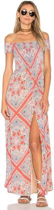 Tularosa Henderson Maxi Dress $218 thestylecure.com