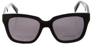 Marc Jacobs Square Tinted Sunglasses w/ Tags