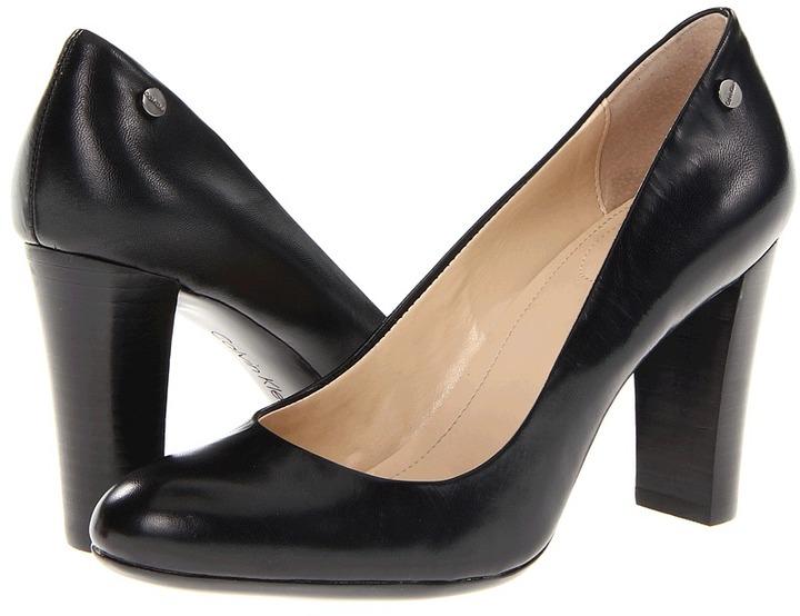 Calvin Klein Olive 2 (Black) - Footwear