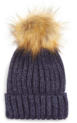 06a348e8e Plush Pom Hat - ShopStyle